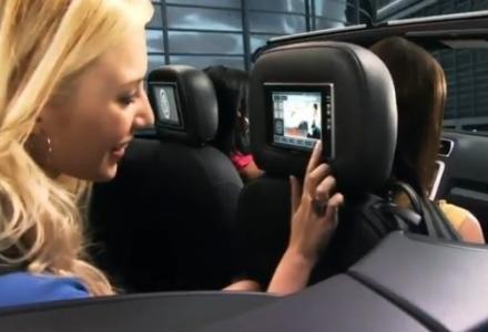 Technologia LTE oraz panele dotykowe, czyli auto z internetem na pokładzie /materiały prasowe