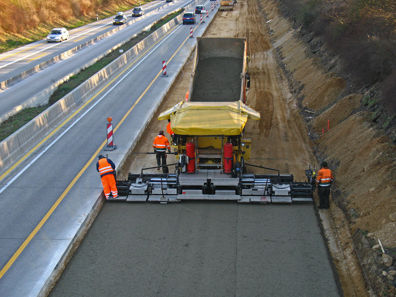 Technologie asfaltowe są coraz bardziej przyjazne dla środowiska /© Panthermedia