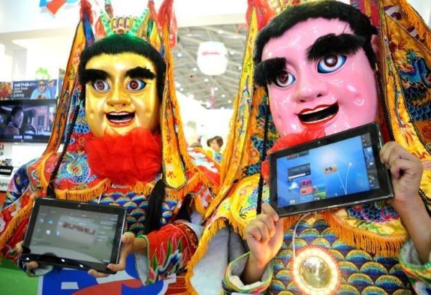 Technologie i tradycja - Chiny zajęły miejsce Japonii, Tajwanu oraz Korei Południowej. Co dalej? /AFP