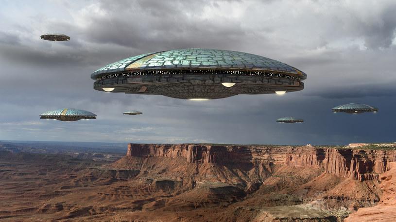 Technologie UFO na wyciągnięcie ręki? /123RF/PICSEL