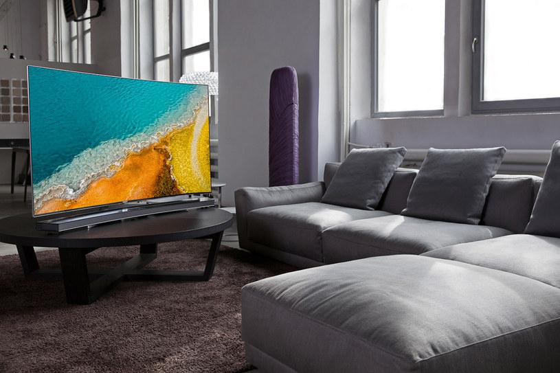 Technologię Ultra Black zastosowano w telewizorach Samsunga /materiały prasowe