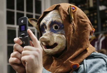 Technologie z jednej strony przyciągają - z drugiej, przerażają /AFP