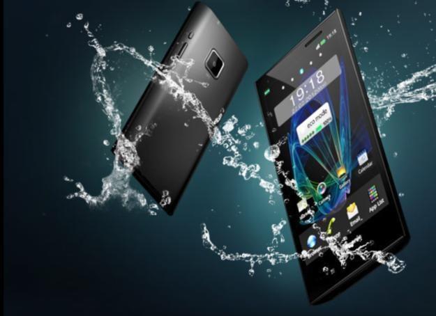 Technologię zaprezentowano na przykładzie smartfona Panasonic Eluga /materiały prasowe