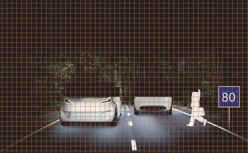 Technologii LED multipixel /