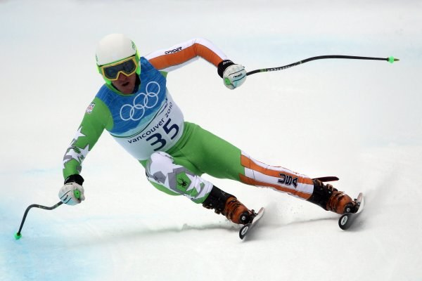 Ted Ligety /AFP