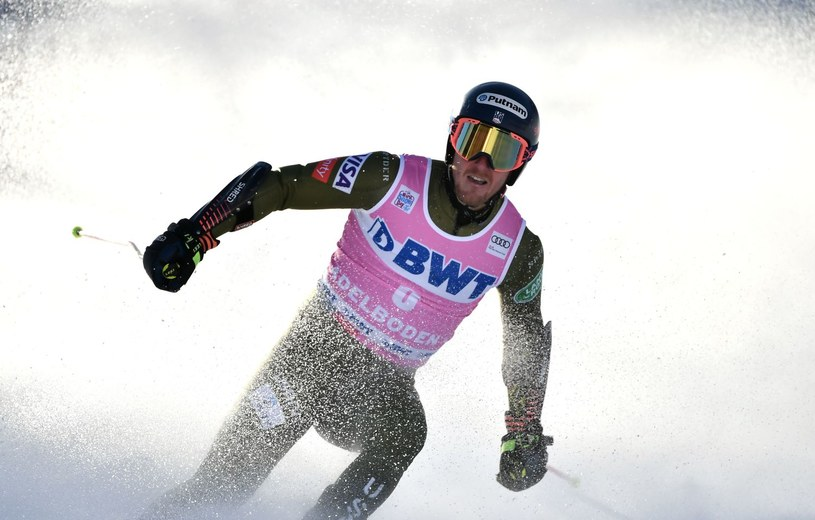 Ted Ligety /AFP/AFP FABRICE COFFRINI/ /AFP