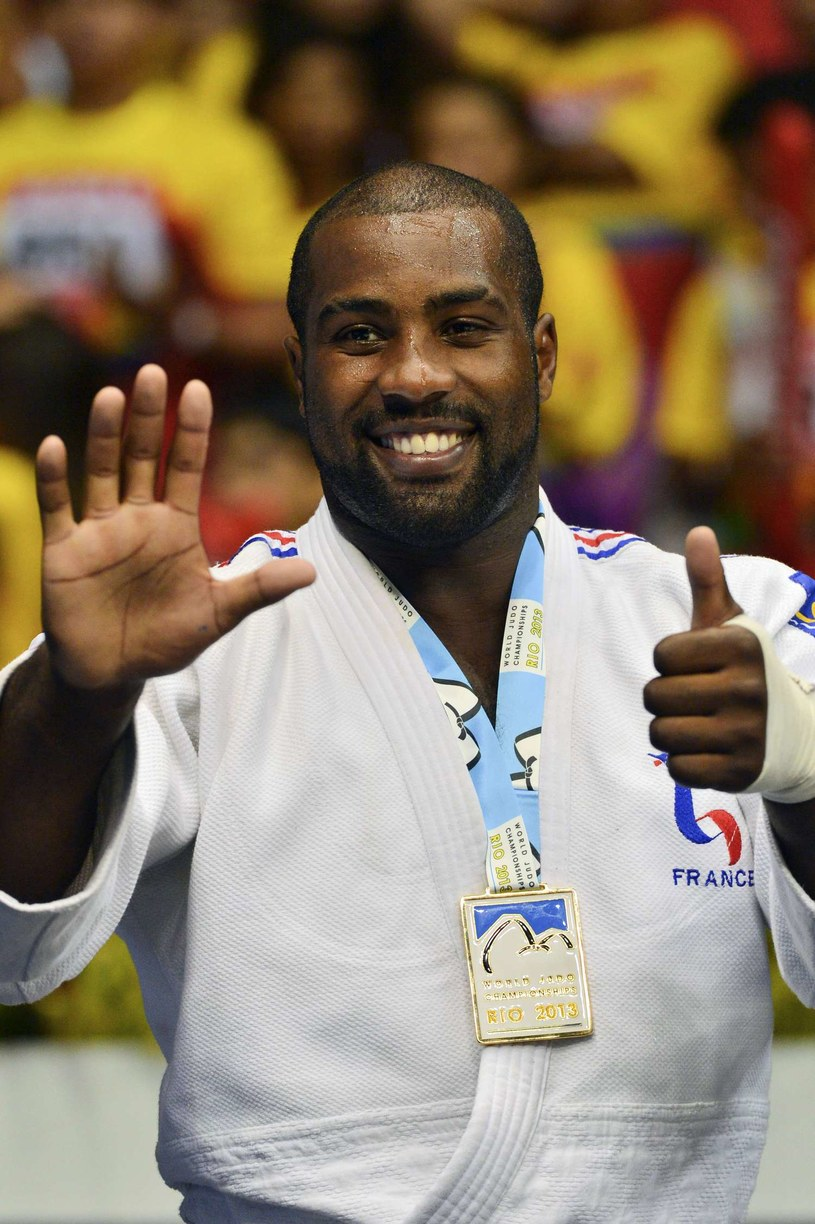 Teddy Riner /AFP