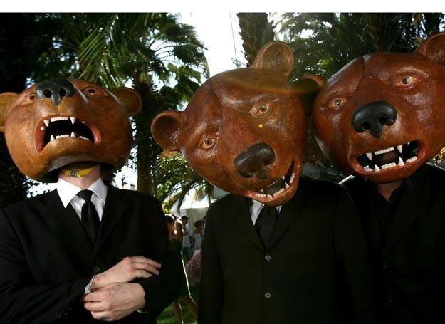 Teddybears - fot. Michael Buckner /Getty Images