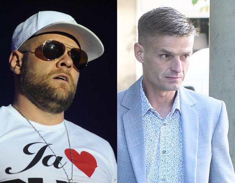 Tede i Tomasz Komenda /MWMedia /MWMedia