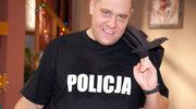 Tede został policjantem!