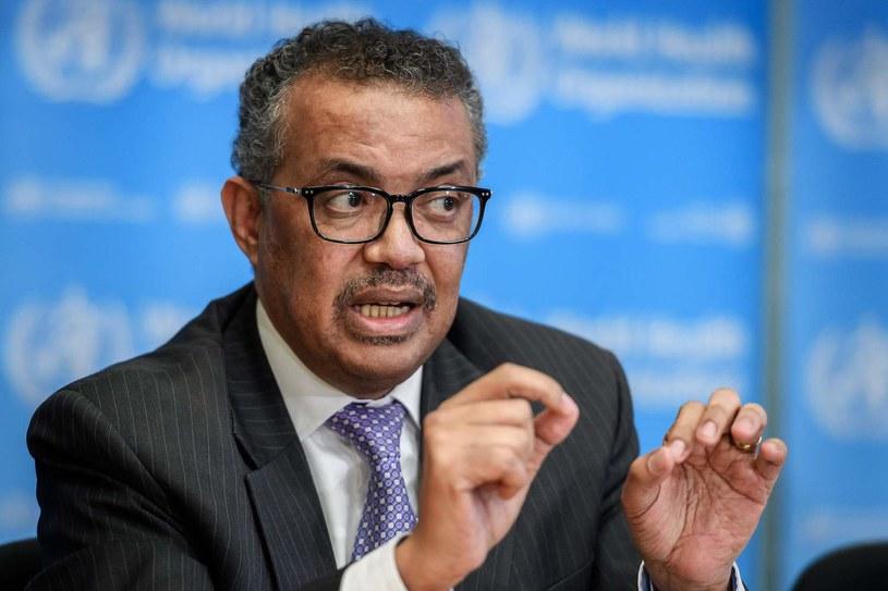 Tedros Adhanom Ghebreyesus /AFP