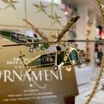 Tegoroczna ozdoba bożonarodzeniowa Białego Domu to… helikopter