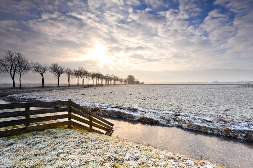 Tegoroczna zima może być bardzo surowa /123RF/PICSEL