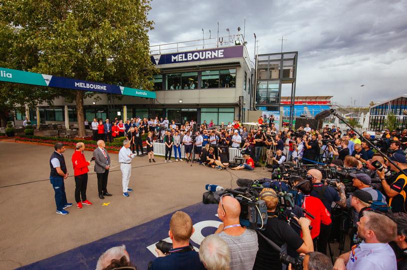 Tegoroczne GP Australii zostało odwołane w ostatniej chwili, gdy już wszystkie ekipy stawiły się w Melbourne /Getty Images