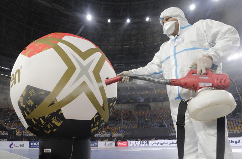 Tegoroczne mistrzostwa odbywają się w cieniu pandemii koronawirusa /PAP/EPA