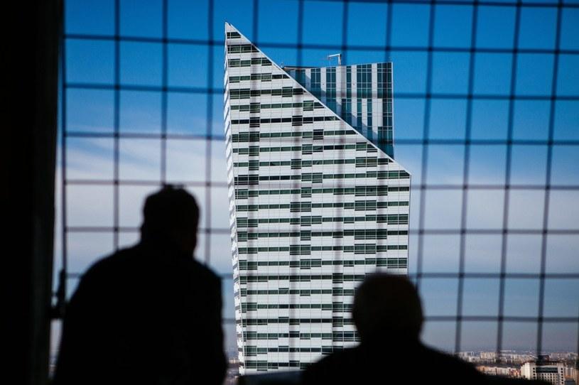 Tegoroczne perspektywy rynku nieruchomości są mocno ograniczone /Andrzej Bogacz /Agencja FORUM
