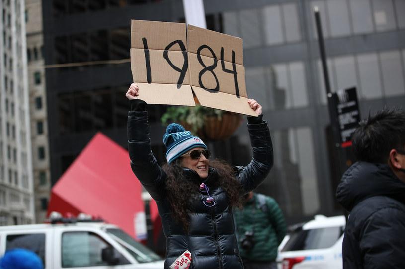 Tegoroczny protest na Wall Street /Tayfun Coskun/Anadolu Agency /Getty Images