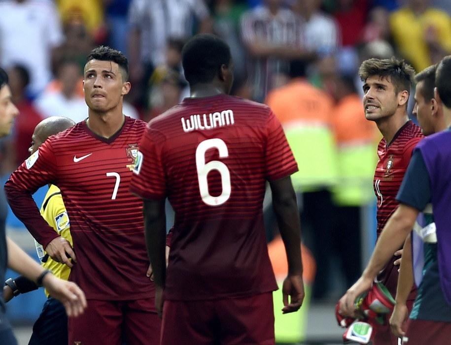 Tegoroczny udział Portugalii w mistrzostwach świata był najgorszym w historii /SHAWN THEW    /PAP/EPA