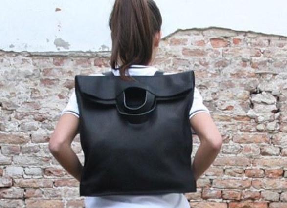 Tej wiosny torebkę zamień na plecak /instagram@pieterszoon /INTERIA.PL