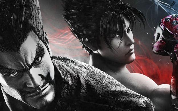 Tekken Tag Tournament 2 - motyw graficzny /Informacja prasowa