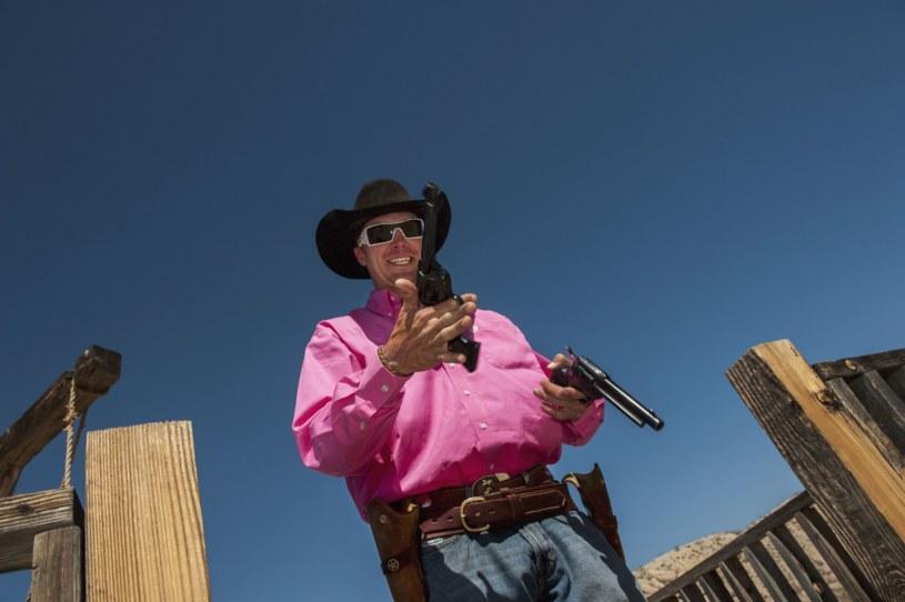 Teksańczycy kochają rodeo! Houston Livestock Show and Rodeo to prawdziwe święto! /Design Pics RM /East News