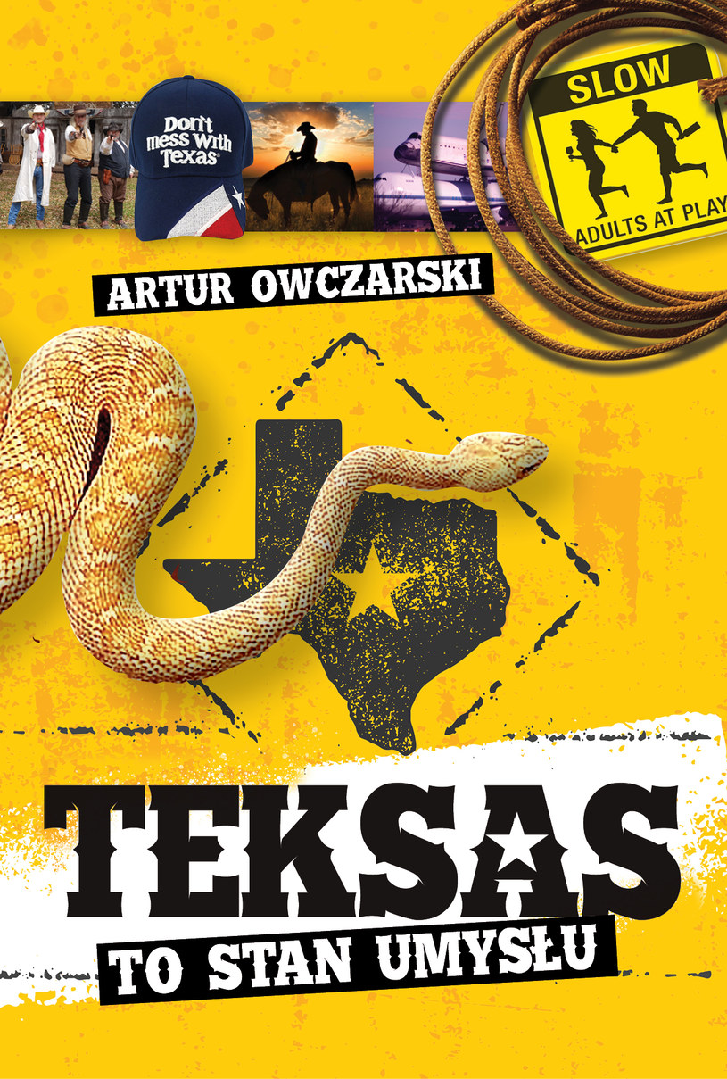 Teksas to stan umysłu, Artur Owczarski /INTERIA.PL/materiały prasowe