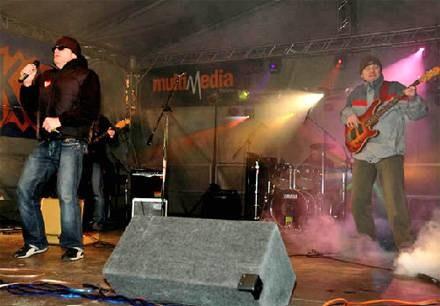 Teksasy to chyba najbardziej znany w regionie zespół grający gitarowego bluesa /zamosconline.pl