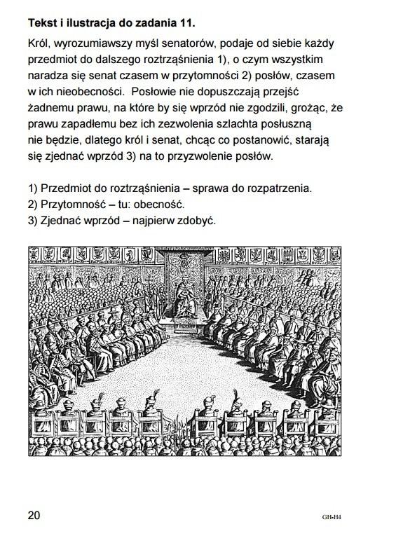 Tekst i ilustracja, zadanie 11 /