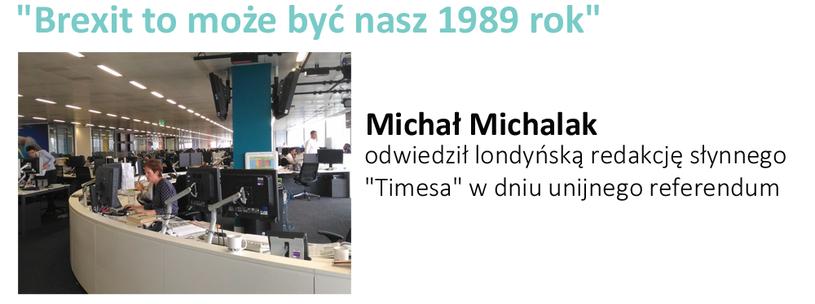 Tekst został opublikowany 23 czerwca 2016 roku w serwisie Fakty.interia.pl /