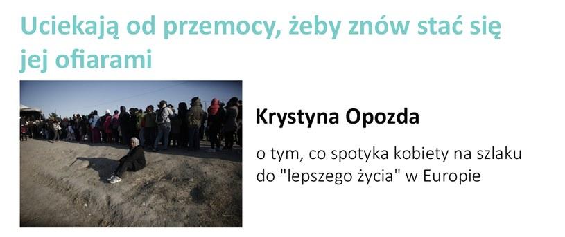 Tekst został opublikowany 24 kwietnia 2016 roku w serwisie Fakty.interia.pl /