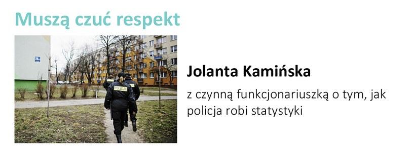 Tekst został opublikowany 24 listopada 2016 roku w serwisie Fakty.interia.pl /