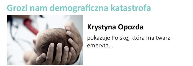 Tekst został opublikowany 25 października 2016 roku w serwisie Fakty.interia.pl /