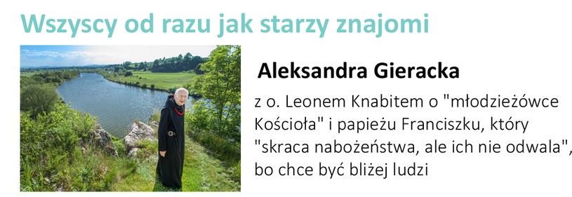 Tekst został opublikowany 27 lipca 2016 roku w serwisie Fakty.interia.pl /