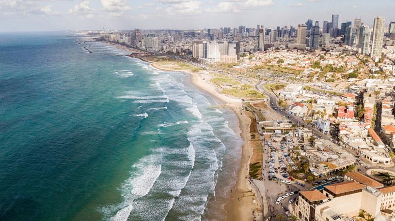 Tel Awiw jest miastem stosunkowo młodym /123RF/PICSEL