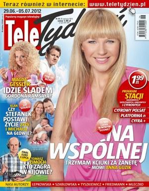 """""""Tele Tydzień"""" nr 26 /fot  /Tele Tydzień"""