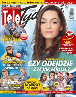 """""""Tele Tydzień"""" nr 27 /fot  /Tele Tydzień"""