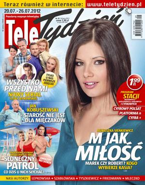 """""""Tele Tydzień"""" nr 29 /fot  /Tele Tydzień"""