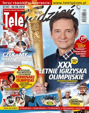 """""""Tele Tydzień"""" nr 30 /fot  /Tele Tydzień"""