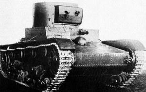 Teleczołgi - bezzałogowa broń ZSRR