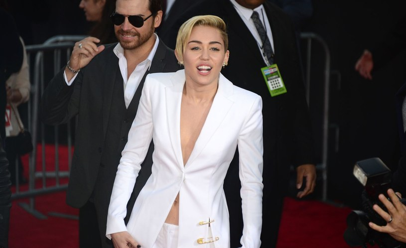 Teledyski Miley Cyrus cieszyły się w tym roku gigantyczną popularnością w serwisie YouTube /AFP