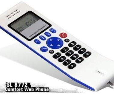 Telefon do rozmów przez internet