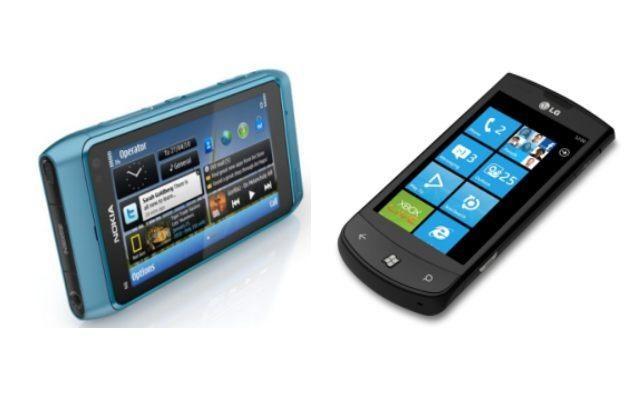 Telefon Nokii z systemem operacyjnym Windows - kiedyś konkurencja, dzisiaj partnerzy /materiały prasowe