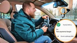 Telefon w samochodzie –sprawdzamy, jak działa Asystent Google