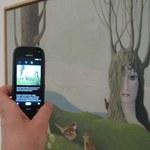 Telefon zamiast muzealnego przewodnika