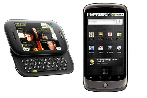 Telefony Kin i Nexus One nie zyskały uznania klientów /materiały prasowe