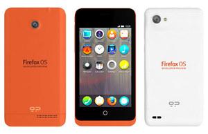 Telefony z Firefox OS sprzedają się jak ciepłe bułeczki