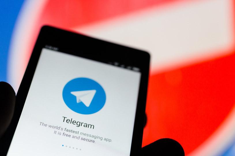 Telegram - komunikator internetowy /123RF/PICSEL