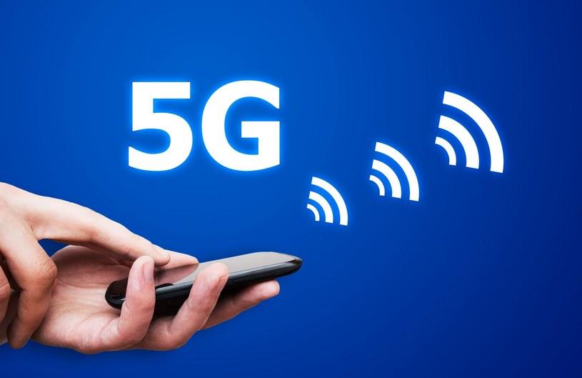 Telekomunikacyjne firmy wiążą duże nadzieje z siecią 5G /123RF/PICSEL