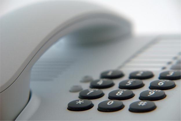 Telemarketerzy nękają nas telefonami, twierdząc, że numer telefonu wylosował komputer /© Panthermedia
