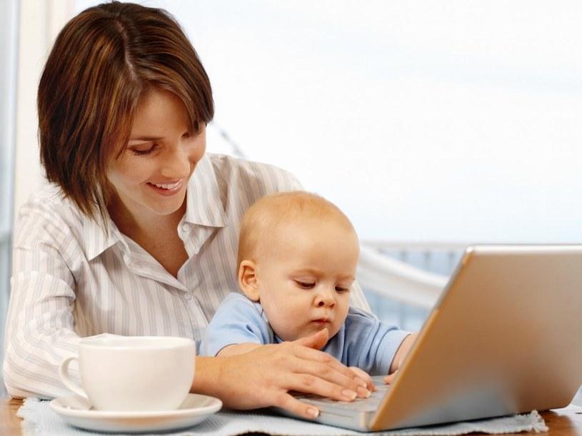 Telepraca pozwala łączyć życie rodzinne z zawodowym  /© Bauer